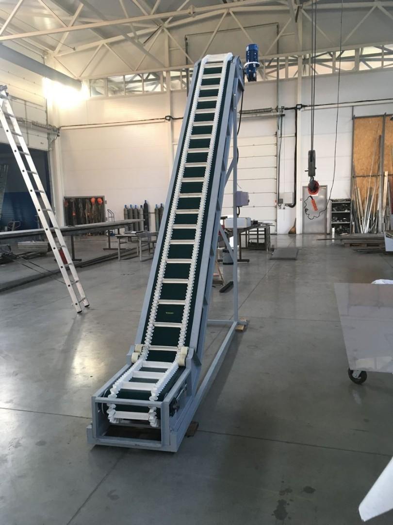 транспортеры по лестнице