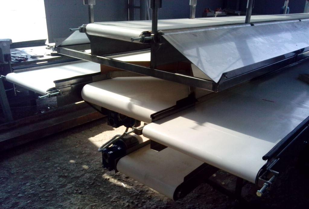 Освещение транспортеров датчик схода ленты конвейера цена